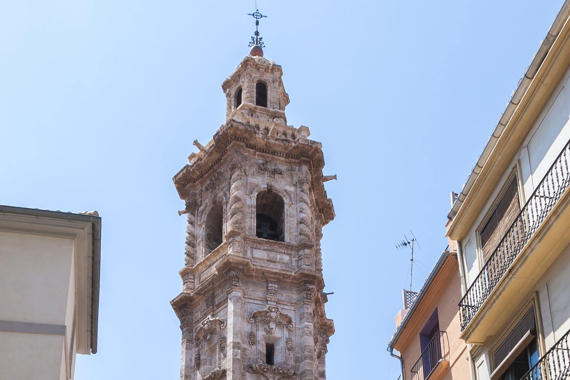 věž Catalina ve Valencii