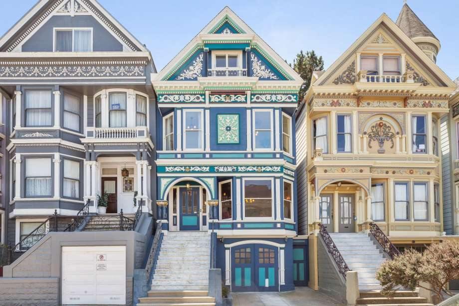 Victorian House - San Francisco