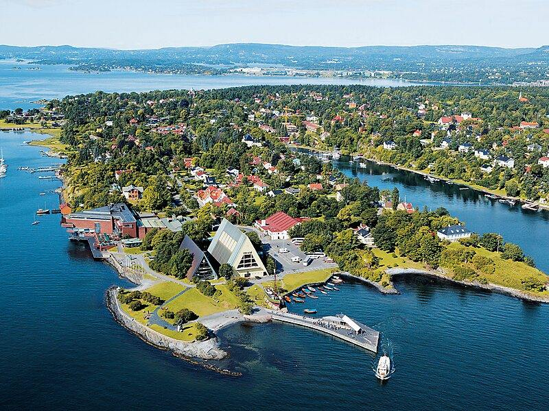 Bygdøy - norský ostrov