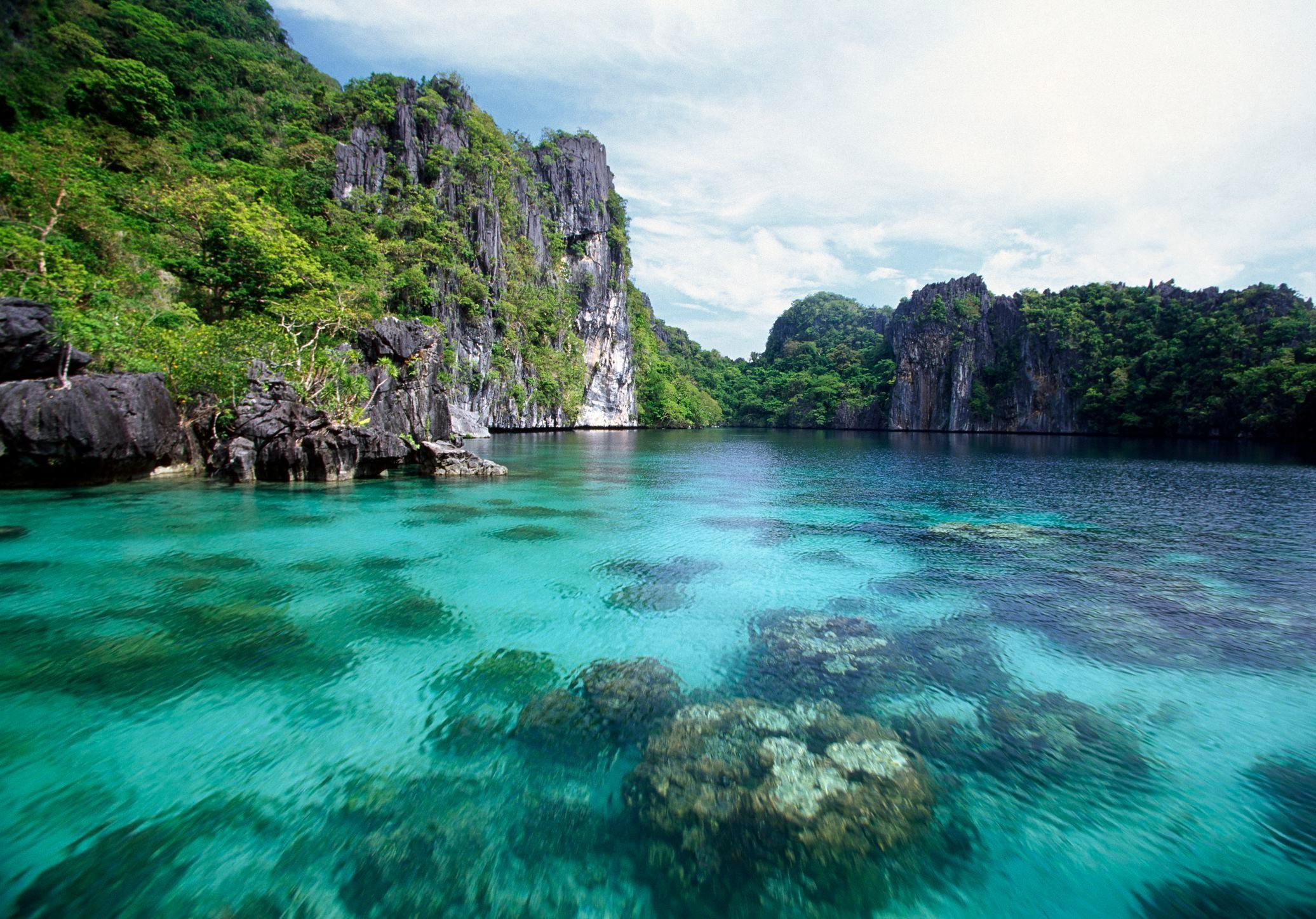 Filipínský ostrov