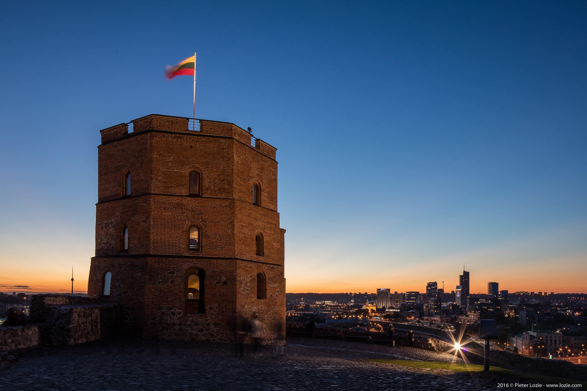 památka v Litvě