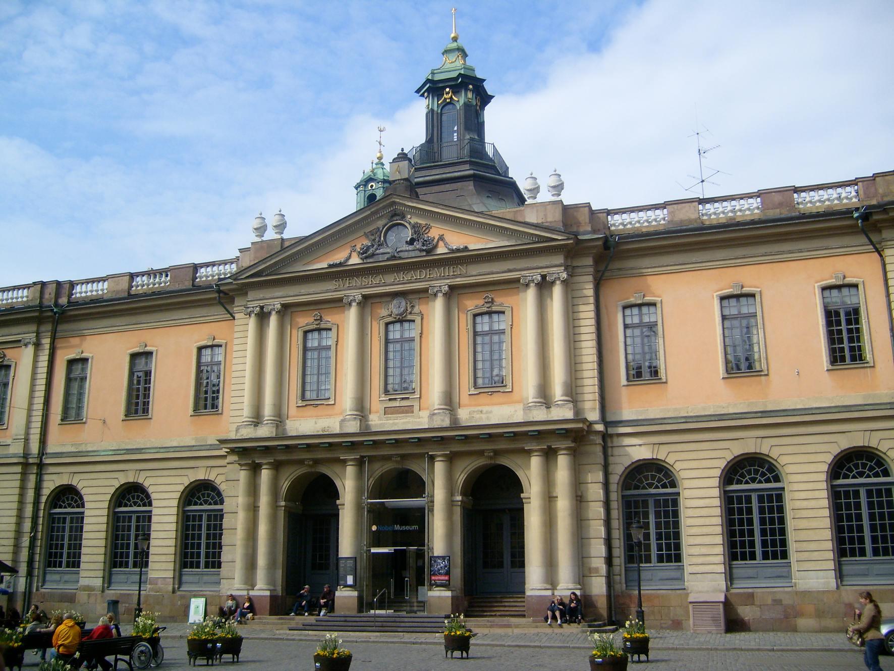 muzeum Nobela ve Švédsku