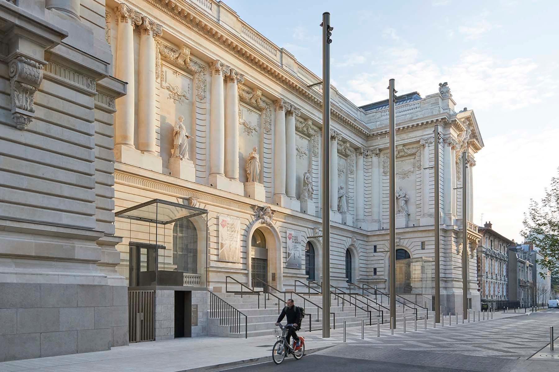muzeum umění v Nantes