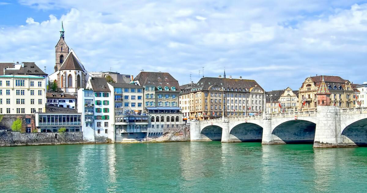 Most v Basileji