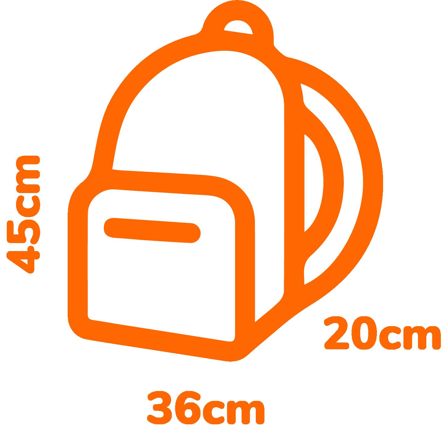 příruční zavazadlo EasyJet - nové rozměry