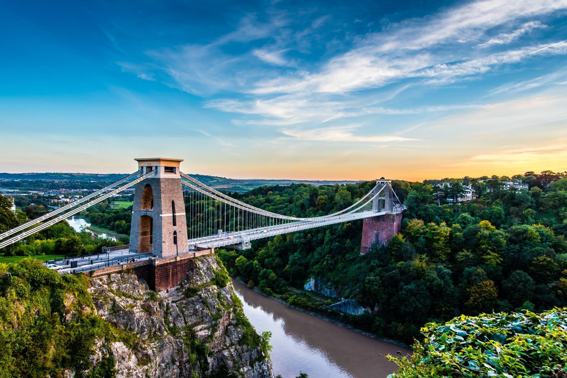 Bristol - most