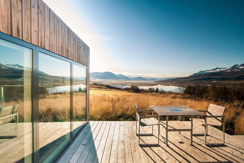 luxusní ubytování v Norsku