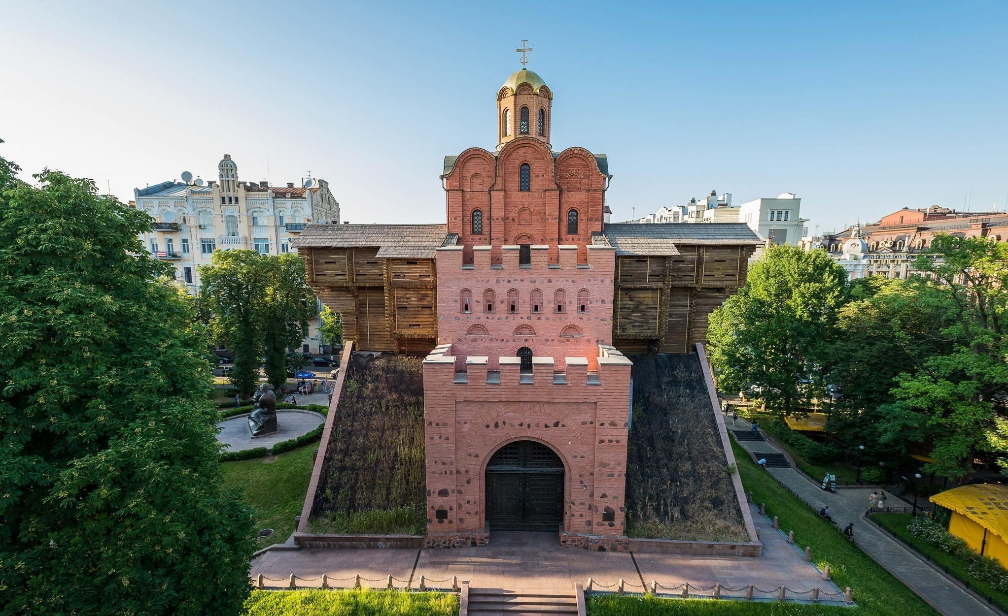brána v Kyjevě