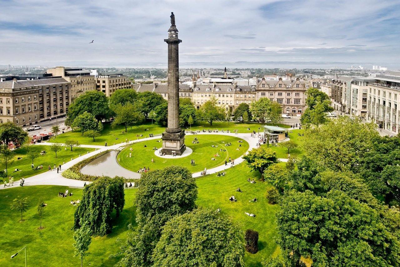 park v Edinburghu