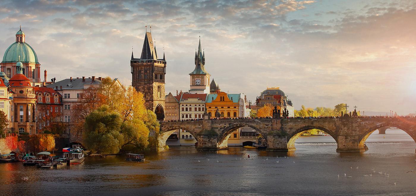 Praha - panoramata