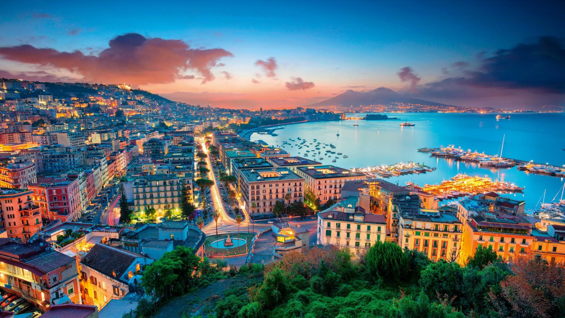 Neapol - přístav