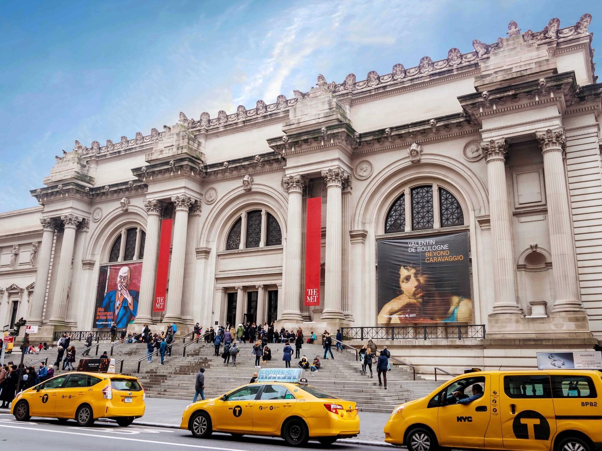 muzeum umění v New Yorku